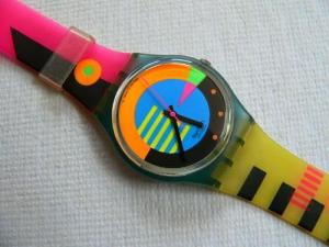Swatch Watch Flumotions