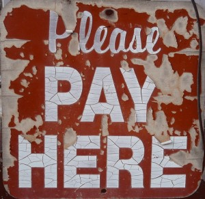 pay-wall